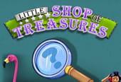 Jeu: La boutique des trésors