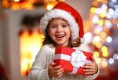Fabriquez un bonnet de père Noël pour les fêtes