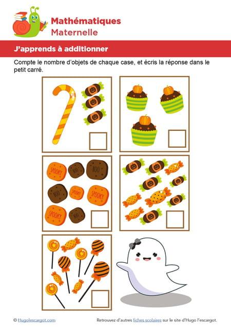 apprendre-a-additionner-les-bonbons-d-halloween