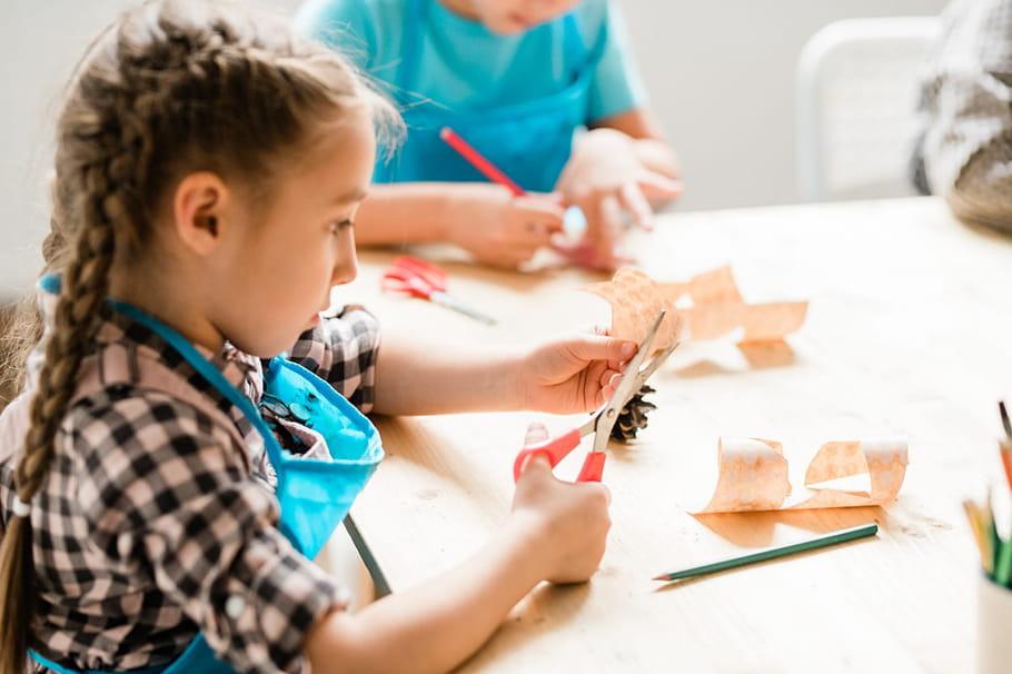 Bricolage enfant: des centaines d'activités manuelles