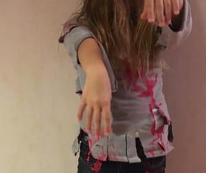 Déguisement zombie pour Halloween [VIDEO]