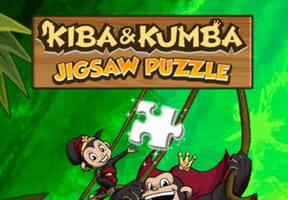 Jeu: Le puzzle de Kiba & Kumba