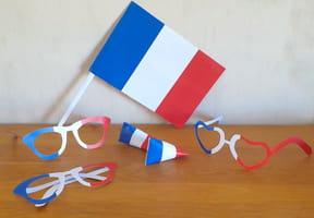 Kit supporter de France DIY