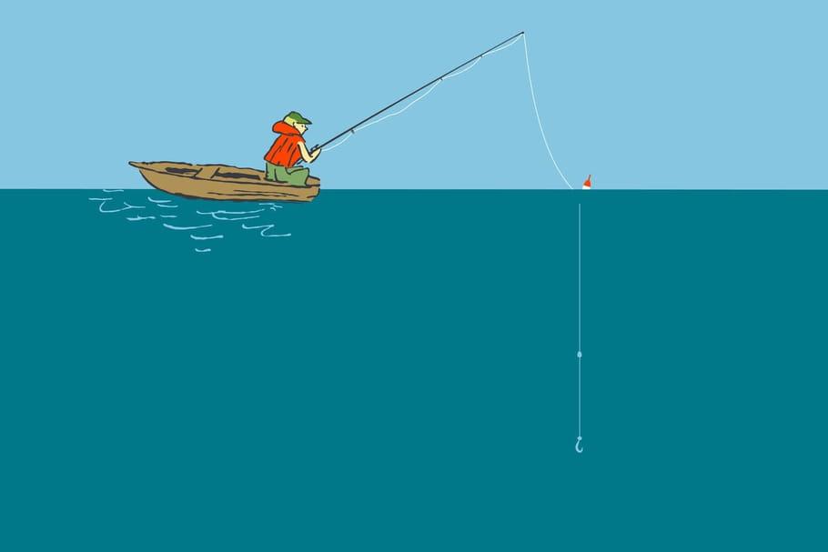 Comptine Tout au fond de la mer (les poissons sont assis)