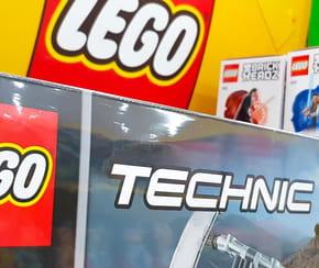 Lego Technic: les plus beaux coffrets de construction