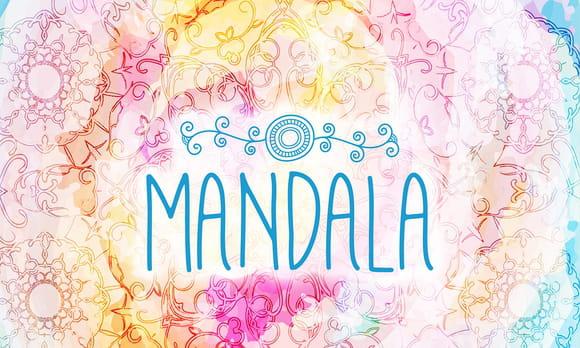 Mandalas belle saison