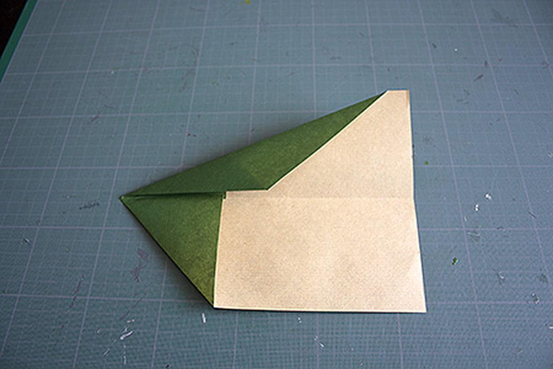 Coloriage Avion En Papier.Avion Facile En Papier