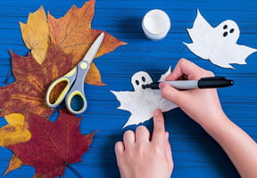 Activités manuelles et bricolages fantômes