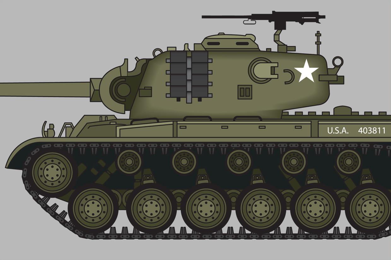 Coloriage Tanks de la Deuxième Guerre mondiale sur Hugolescargot.com