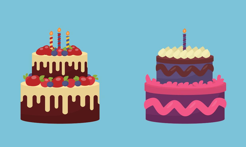 Coloriage g teau anniversaire sur - Dessin sur gateau anniversaire ...