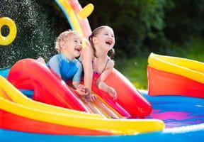 Piscines gonflables: les meilleurs modèles pour enfants
