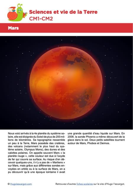 la-planete-mars
