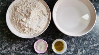 Ingrédients nécessaires pour les churros