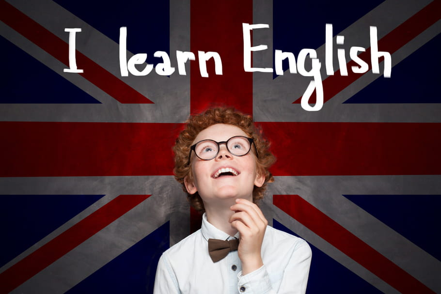 Anglais niveau CM1-CM2