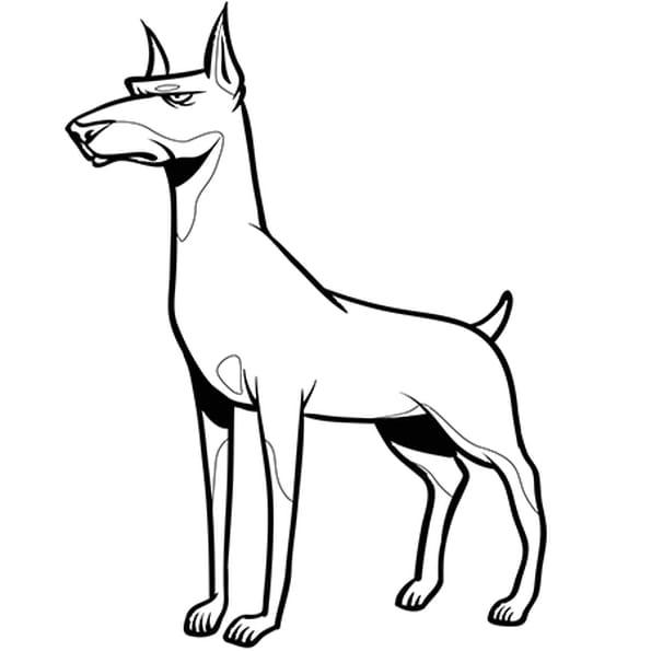 chien dogue allemand coloriage chien dogue allemand en ligne gratuit a imprimer sur coloriage tv. Black Bedroom Furniture Sets. Home Design Ideas
