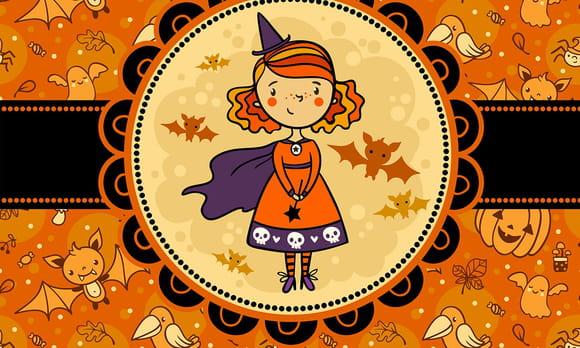 Coloriage Le Mega Halloween
