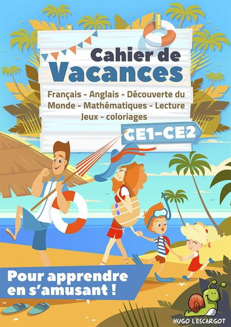 Cahier de vacances ce1 ce2 - Jeux de hugo l escargot ...