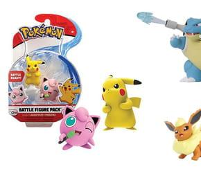 Figurines Pokémon: notre sélection des meilleurs personnages de la saga