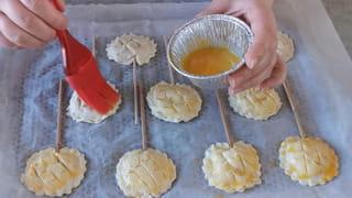 Étape 4: Passez à la cuisson des galettes