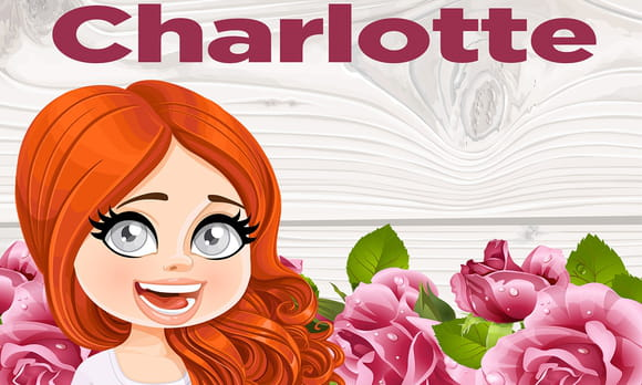 Charlotte : prénom de fille lettre C