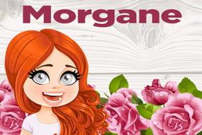 Morgane : prénom de fille lettre M