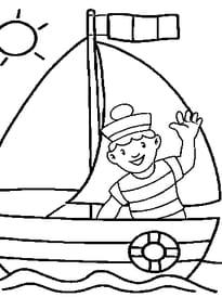 Un Petit Navire