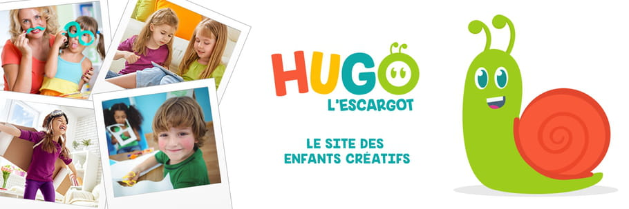 Hugo l'escargot, le nouveau site