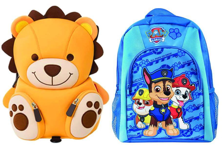 Les meilleurs sacs à dos pour enfant