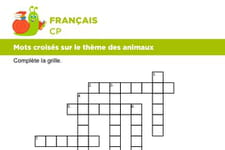 Francais Niveau Cp Nos Exercices Ludiques