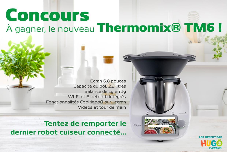Calendrier De Lavent Thermomix.Concours Thermomix Tm6