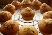 Pain d'épices en muffins