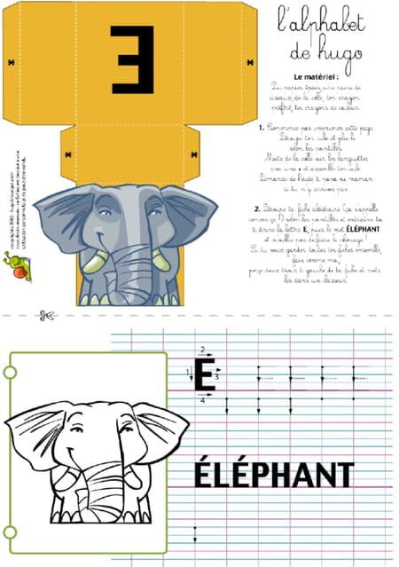 lettre-alphabet-e-apprendre-a-ecrire