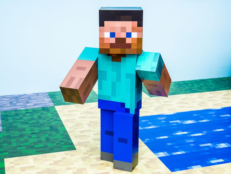 Coloriage Minecraft Sur Hugolescargotcom