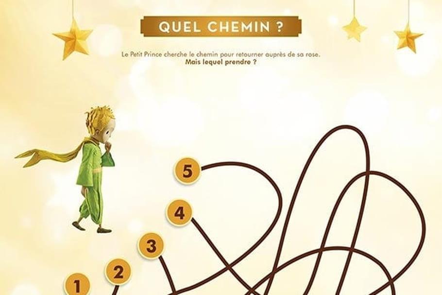 Top Jeux à imprimer Le Petit Prince FH22