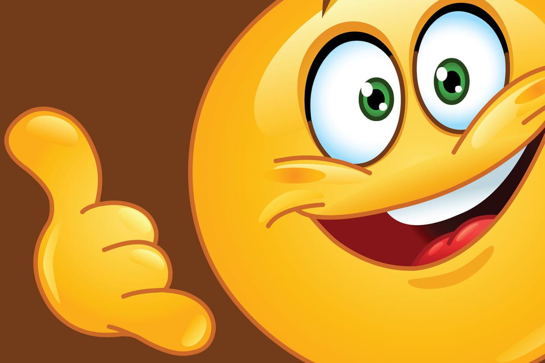 Coloriage Smiley ou émotic´nes