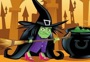 Tous les coloriages d'Halloween
