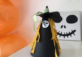 Décoration sorcière pour Halloween [VIDEO]