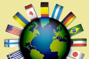 Drapeaux du monde N à R