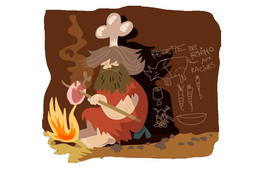Recettes de cuisine préhistoriques!