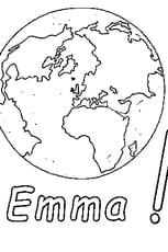Coloriage Emma en Ligne Gratuit à imprimer