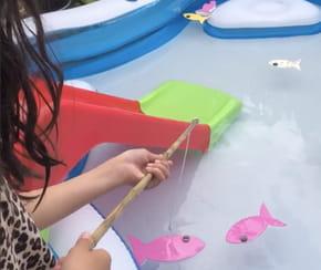 Jeu de la pêche à la ligne [VIDEO]