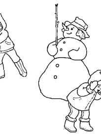 Bataille de boule de neige