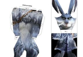 Figurine Bunny des Cinq Légendes