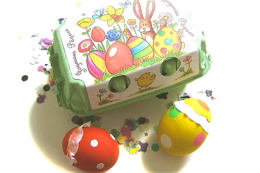 Les bombes à graines du Lapin de Pâques