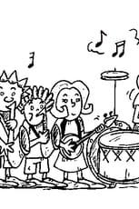 Coloriage fête de la musique