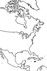 Carte Amerique Du Sud Colorier.Coloriage Carte Amerique Du Sud En Ligne Gratuit A Imprimer