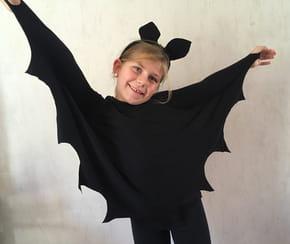 Déguisement Chauve-Souris pour Halloween [VIDEO]