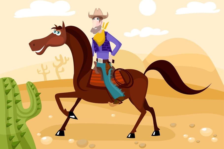 Comptine Trotte, trotte mon mulet
