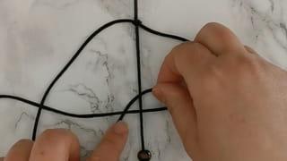 Étape 3: réalisez les nœuds macramés