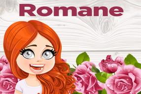 Romane: prénom de fille lettre R